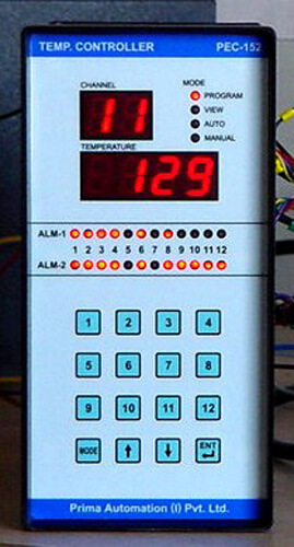12 Channel Temp Controller