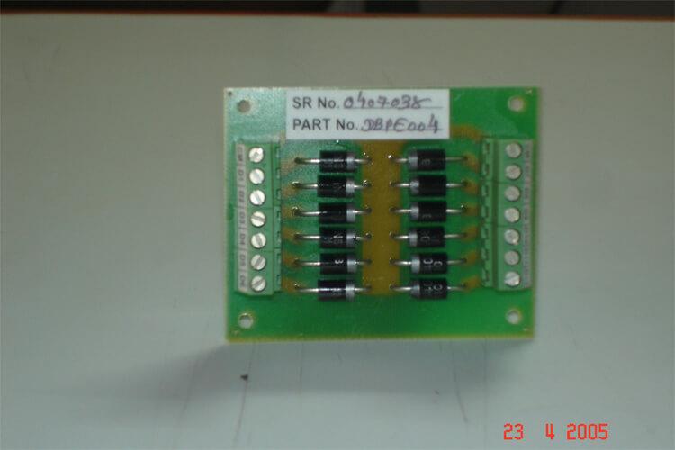 DBPE 004001 Diode Board