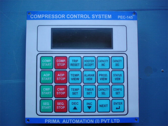 ECPE162K00<br> Compressor Control System-3