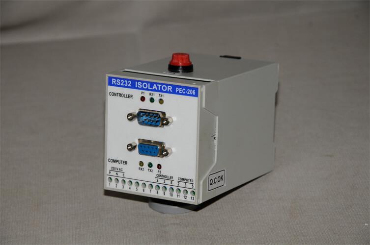 ECPE 206001 RS232 Isolator-2