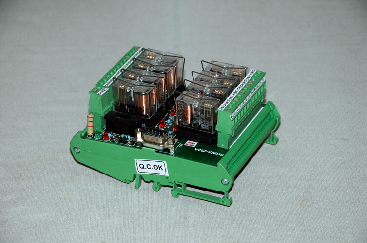 ECPE222001 16 Chanel Relay Output Card-3