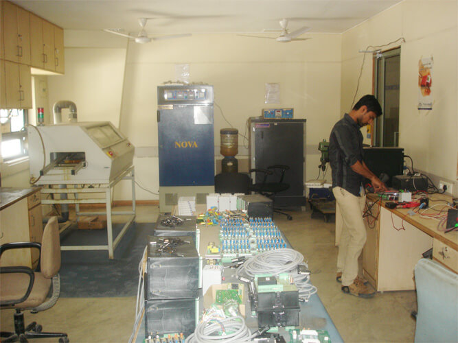Electronics Assembly 1