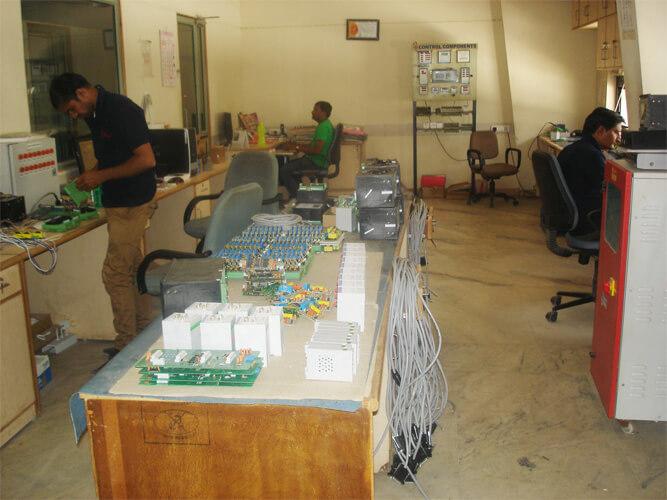 Electronics Assembly 2