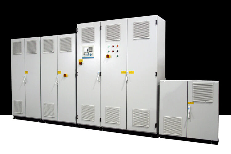 Wind Turbine Control Panel-2